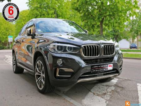 Bmw X6 F16 X6 Xdrive 40da 313ch Exclusive