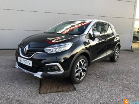 Renault CAPTUR 1.5 Dci 90ch Energy Intens Eco²