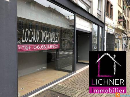 Local commercial 270 m² - Saint-Avold