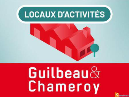 LOCAL D'ACTIVITE 215 M2 A LOUER ANGERS NORD