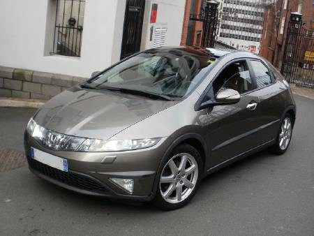 Honda Civic 2.2 I-Cdti Executive