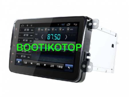 Autoradio GPS,Bluetooth,Spécial VW,wifi,3G,Tactile