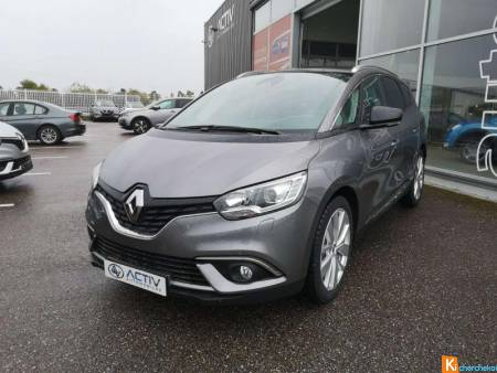 Renault SCENIC 1.3 Tce 140ch Fap Limited 7pl