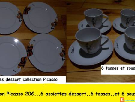 le lot collection Picasso