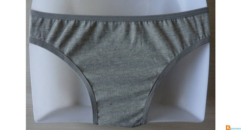 Culotte gris taille S neuf Dulce & Camino (723)