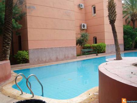 Vente d'un appartement  à Marrakech