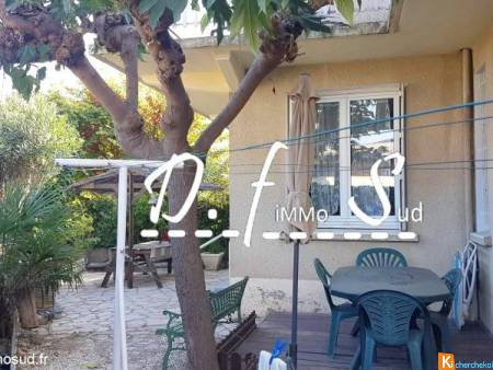A VENDRE A NARBONNE - RARE APPARTEMENT 3 PIECES de 70 m2 + JARDIN PRIVATIF