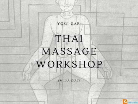 Formation Thai Traditionnel Massage