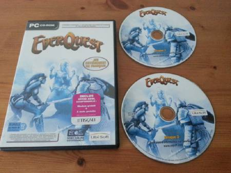 Jeu PC EverQuest