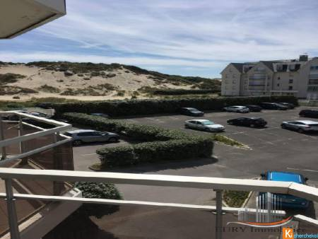 APPARTEMENT A LA MER - Fort-Mahon-Plage