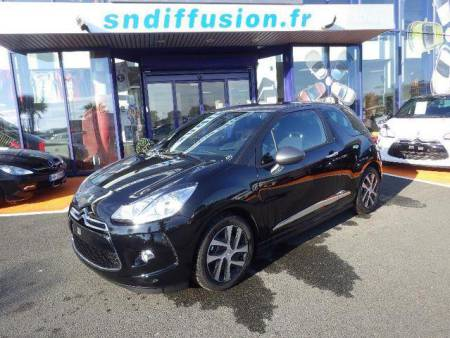 Citroen DS3 1.6 E-HDI  90 SO CHIC PACK CONFORT