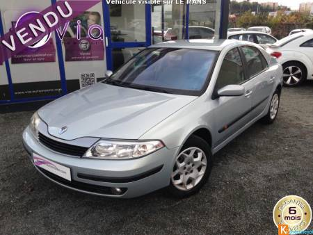 Renault LAGUNA Evolution 1.9 Dci 120 Expression