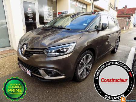 Renault Grand Scenic 1.6 Dci 130 Ch Energy Intens 7 Places