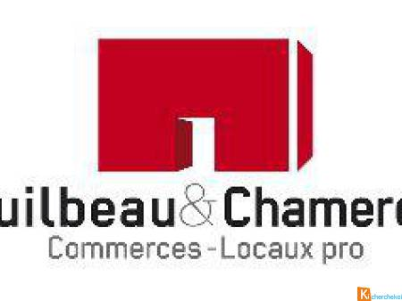 LOCAL COMMERCIAL 320 M2  ANGERS 30 MN