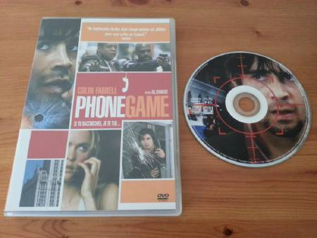 DVD Phone Game