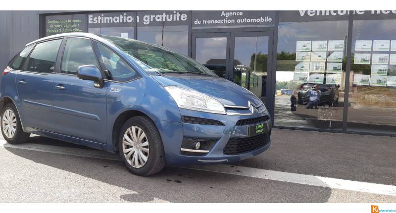 CITROEN C4 Picasso 1.6 HDi 115 FAP Attraction