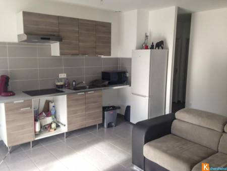 Appartement T3 63.8 m2 - 2 chambres