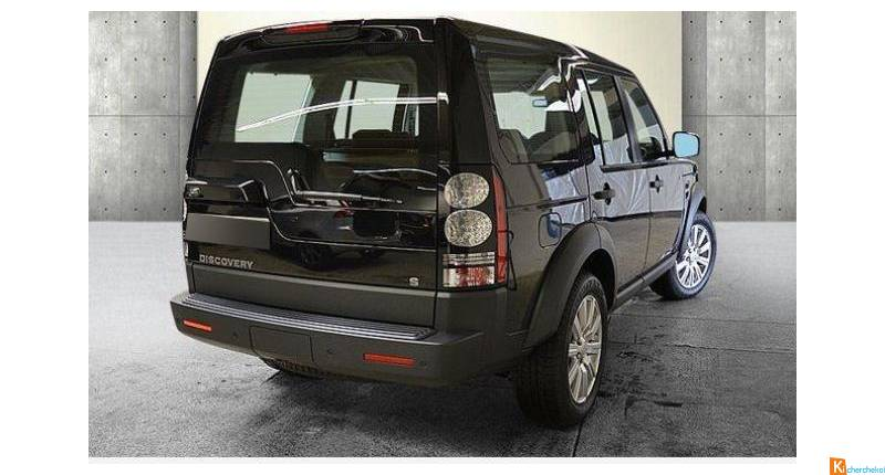 LAND ROVER DISCOVERY Sdv6 3.0l 188 Kw Hse A