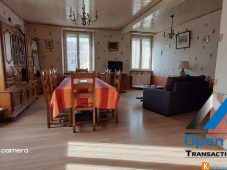 APPARTEMENT T4 CENTRE VILLE AUDINCOURT - Audincourt