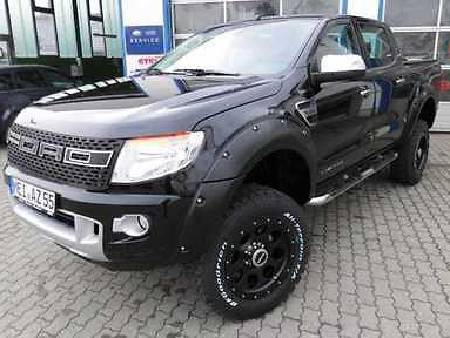 Ford Ranger Limited 'BLACK BE
