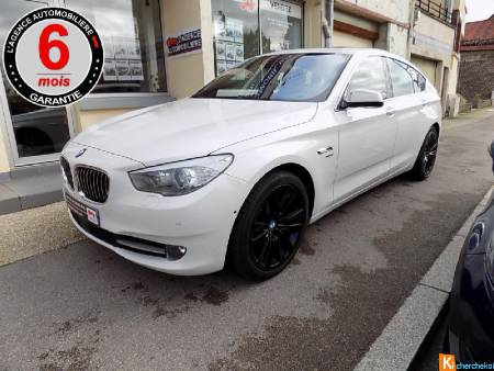 Bmw SERIE 5 GRAN TURISMO 535d Xdrive 300 Ch Luxe A