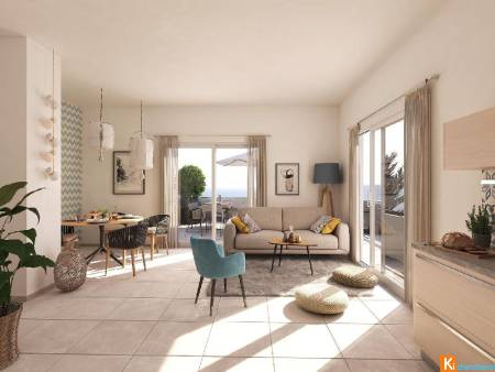 Vente appartement T4 neuf Baillargues