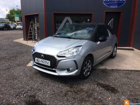 DS DS3 Puretech 82ch So Chic