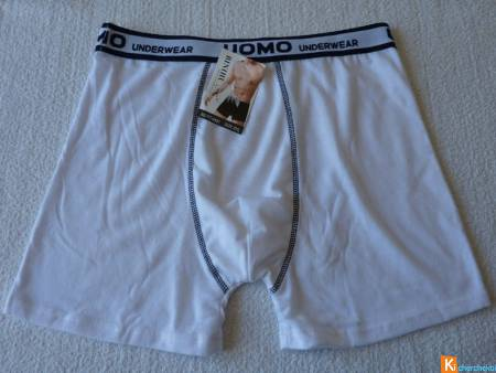 Boxer blanc taille XXL neuf BINIHUANG (76)