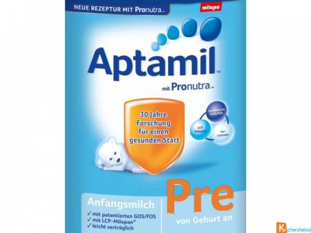 Aptamil Lait Alimentaire Pronutra 800g