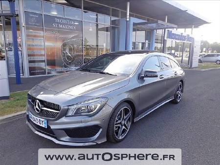 Mercedes-benz Cla 220 CDI 177ch Fascination 7G-D