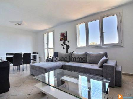 Appartement 60m2 type 3 + cave - Marseille
