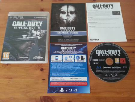 Jeu PS3 - Call of Duty Ghosts