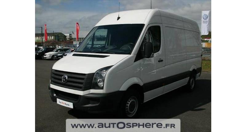 Volkswagen Crafter 35 L2H2 2.0 TDI 136 Business L