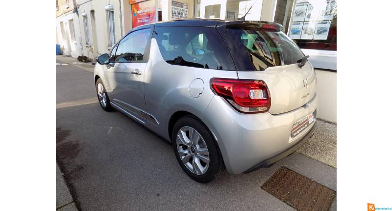 Citroen DS3 Vti 120 So Chic A