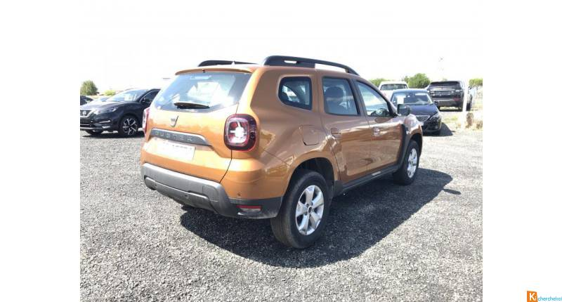 Dacia DUSTER 1.5 Blue Dci 115ch Confort 4x4