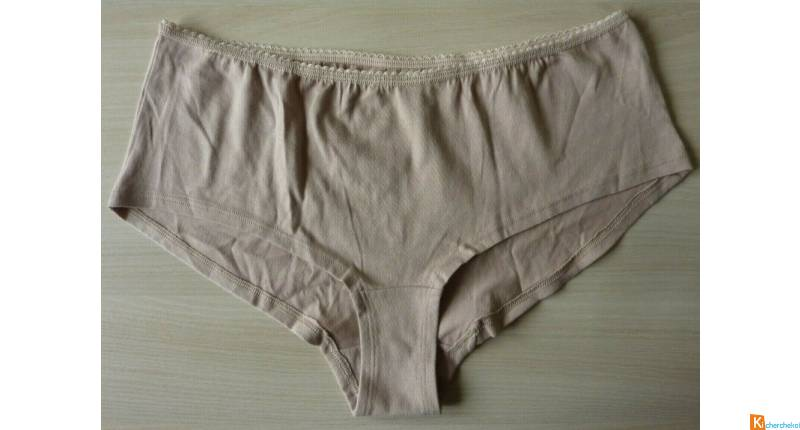 Culotte beige taille 46 neuf (614)