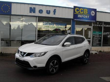 Nissan Qashqai 1.5 dCi 110 CONNECT EDITION DE