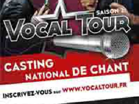 VOCAL TOUR PLAISIR 2015 : Spec