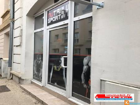 Local commercial Longwy-Haut - Longwy