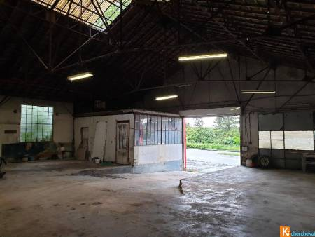 VIFFEFRANCHE LAURAGAIS IDEAL COMMERCE SUX AXE PRINCIPAL LOCAL 390m²