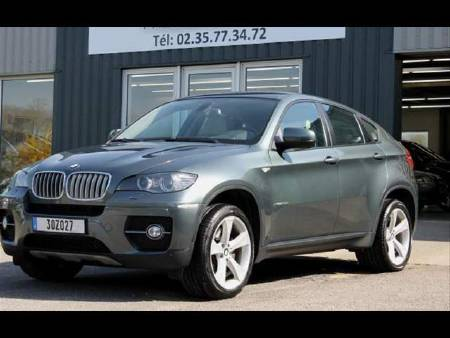 BMW X6 E71 XDRIVE 35D 286 Exclusive