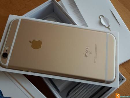 IPhone 6S couleur or 16GB neuf