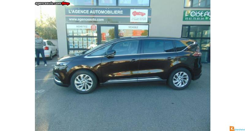Renault Espace 1.6 Dci 160ch Energy Intens Edc