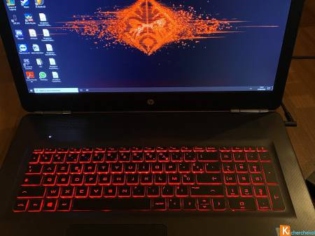 Ordinateur portable HP Omen 17-w255nf