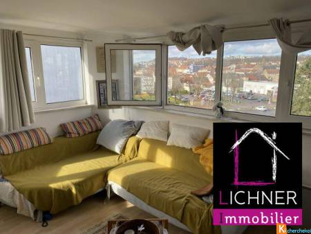 Appartement type F2 63m² - Freyming-Merlebach