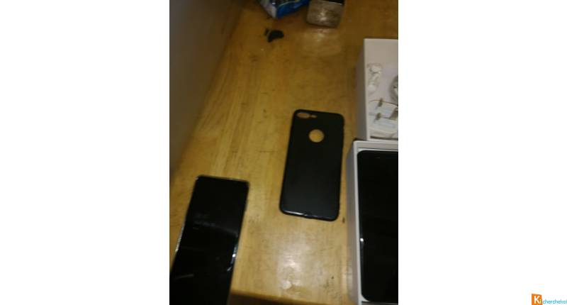 Original iPhone 7Plus 256gb COULEUR NOIR