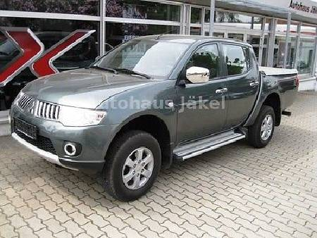 Mitsubishi L200 Pick Up 4x4 DPF Invite Double Cab