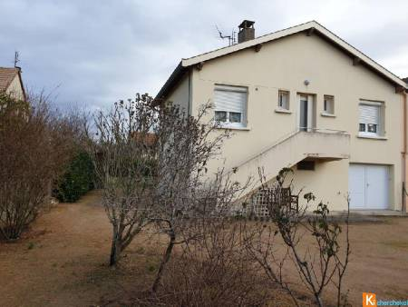 Maison - 3 pièces - mably