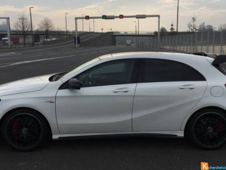Mercedes a45 A 45 AMG performance 381