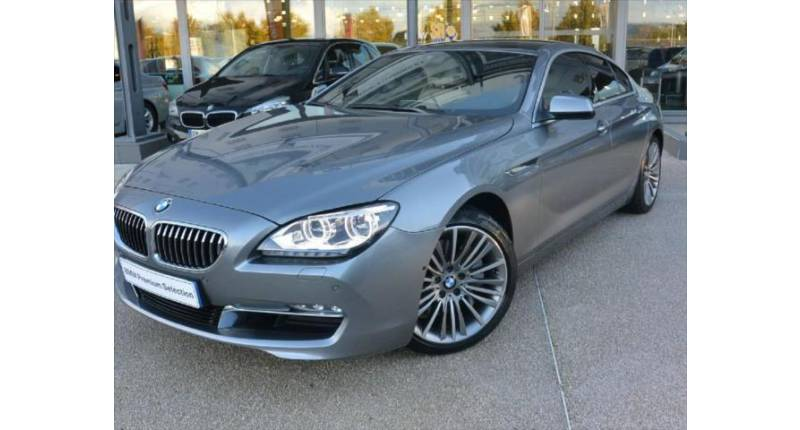 Bmw 640  313ch Exclusive